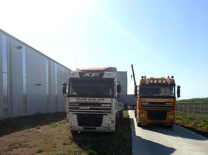 containere-transport