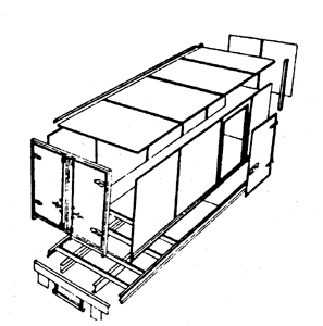 constuctie containere